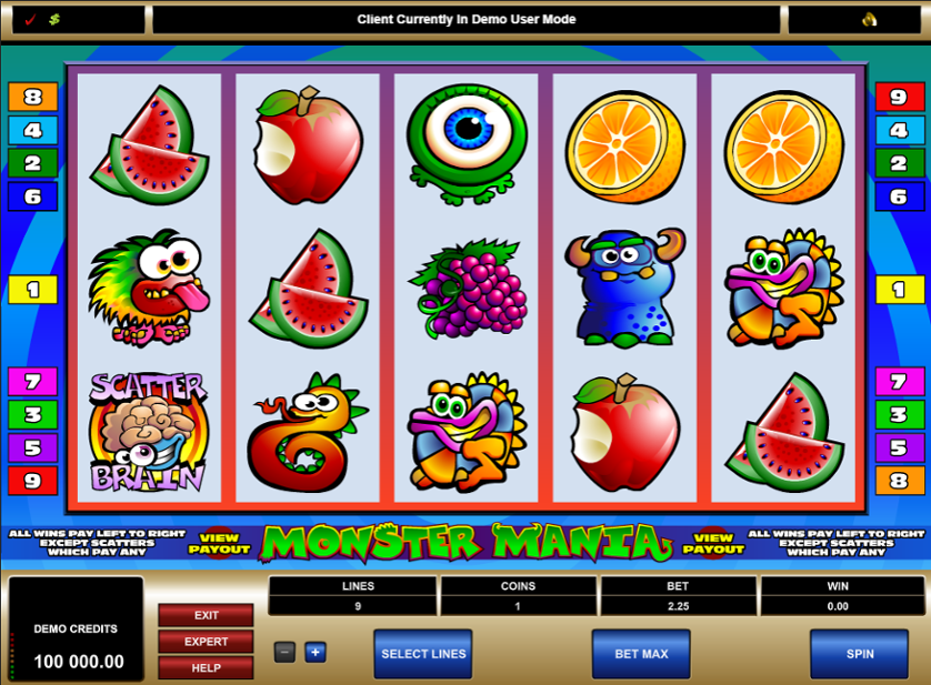 Monster Mania Free Slots.png