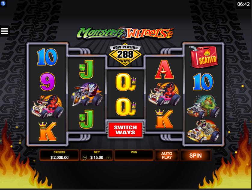 Monster Wheels Free Slots.png