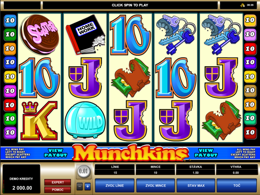 Munchkins Free Slots.png