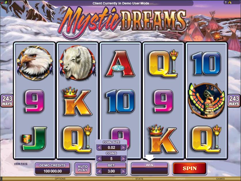 Mystic Dreams Free Slots.png