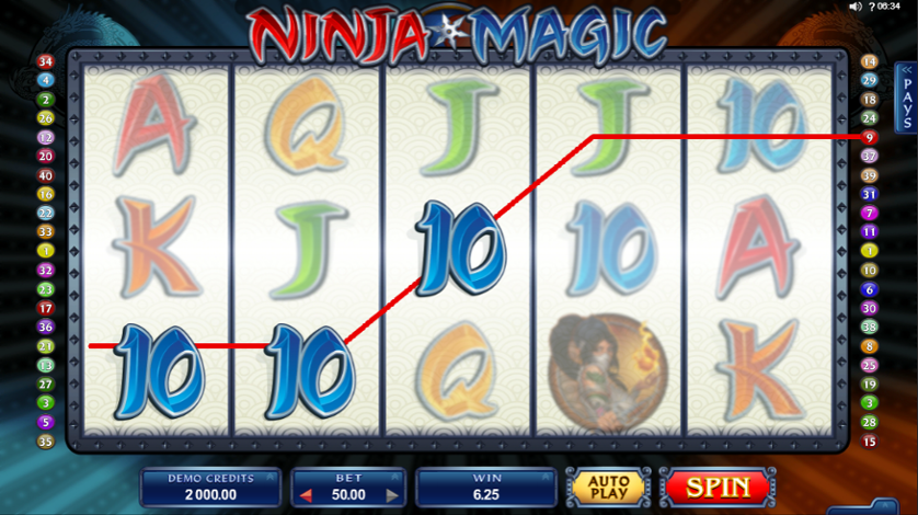 Ninja Magic Free Slots.png