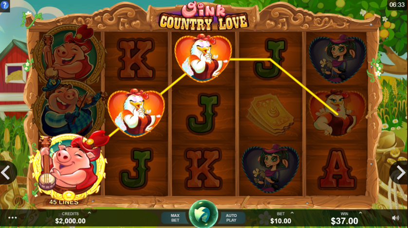 Oink Country Love Free Slots.png