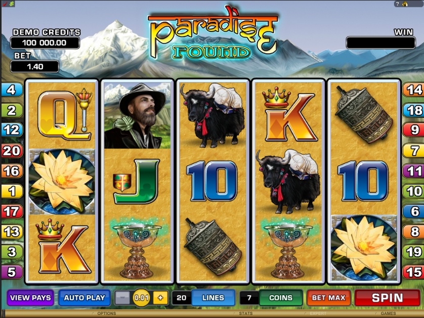 Paradise Found Free Slots.png