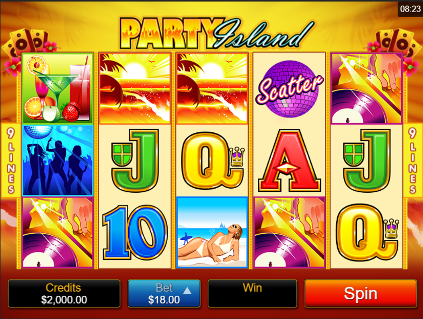 Party Island Free Slots.png