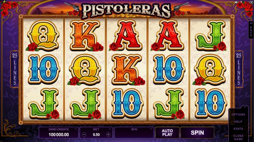 Pistoleras Free Slots.png