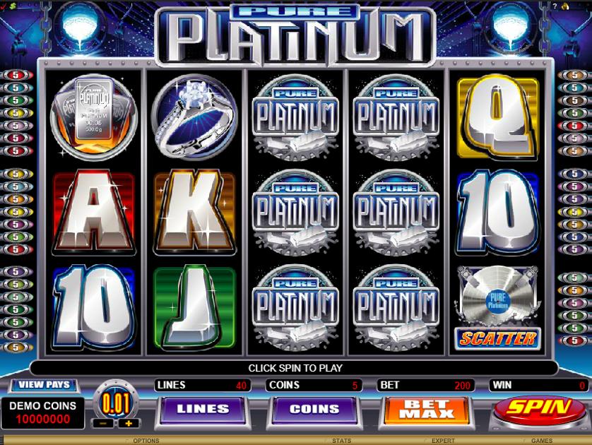 Pure Platinum Free Slots.png