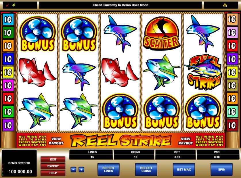 Reel Strike Free Slots.png