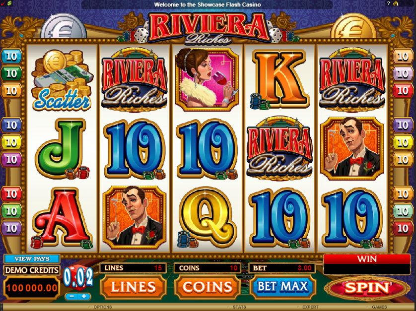 Riviera Riches Free Slots.png