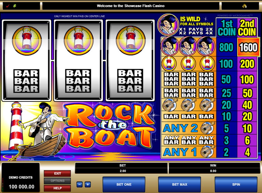 Rock the Boat Free Slots.png