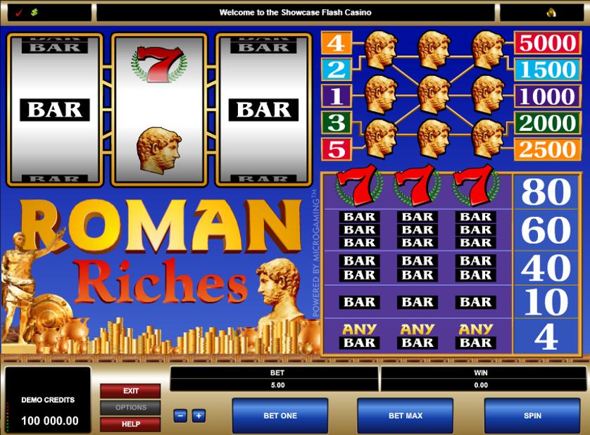Roman Riches Free Slots.png