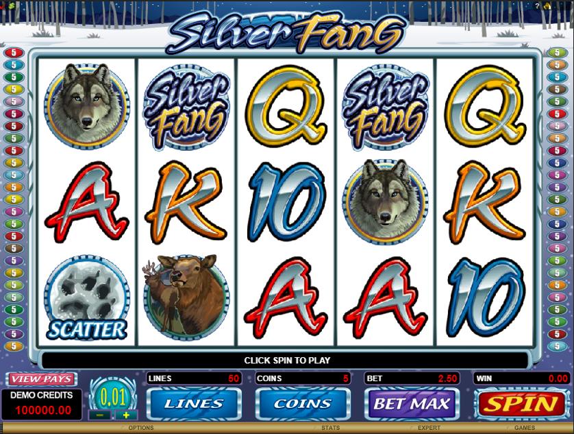 Silver Fang Free Slots.png