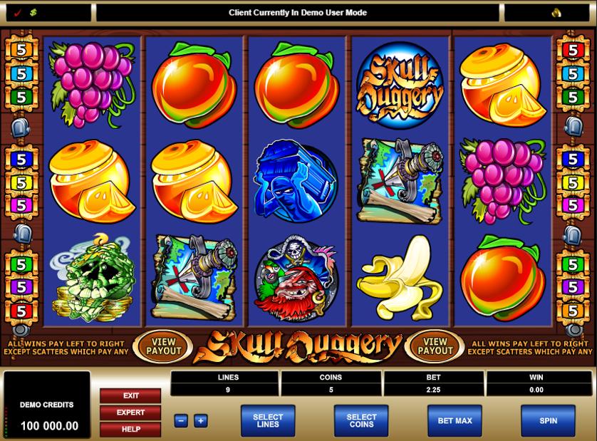 Skull Duggery Free Slots.png