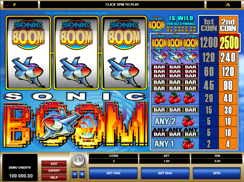 Sonic Boom Free Slots.png