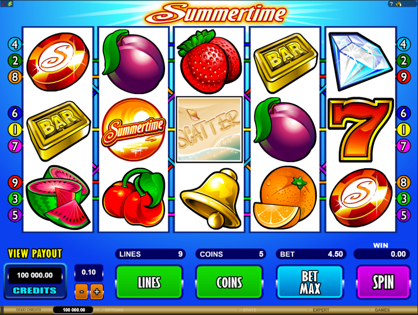 Summertime Free Slots.png