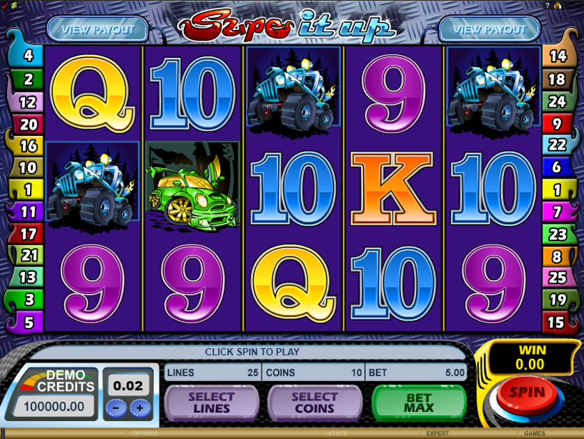 Supe It Up Free Slots.png