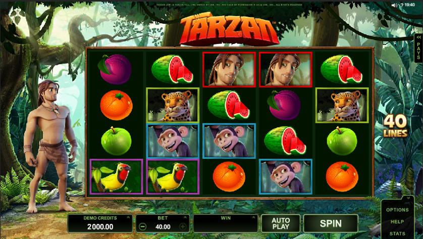 Tarzan Free Slots.png
