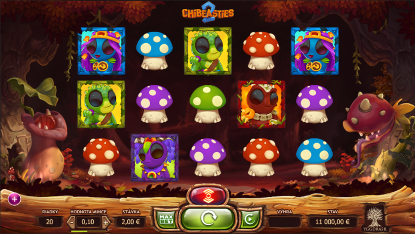 Chibeasties 2 Free Slots.png