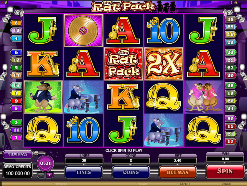 The Rat Pack Free Slots.png