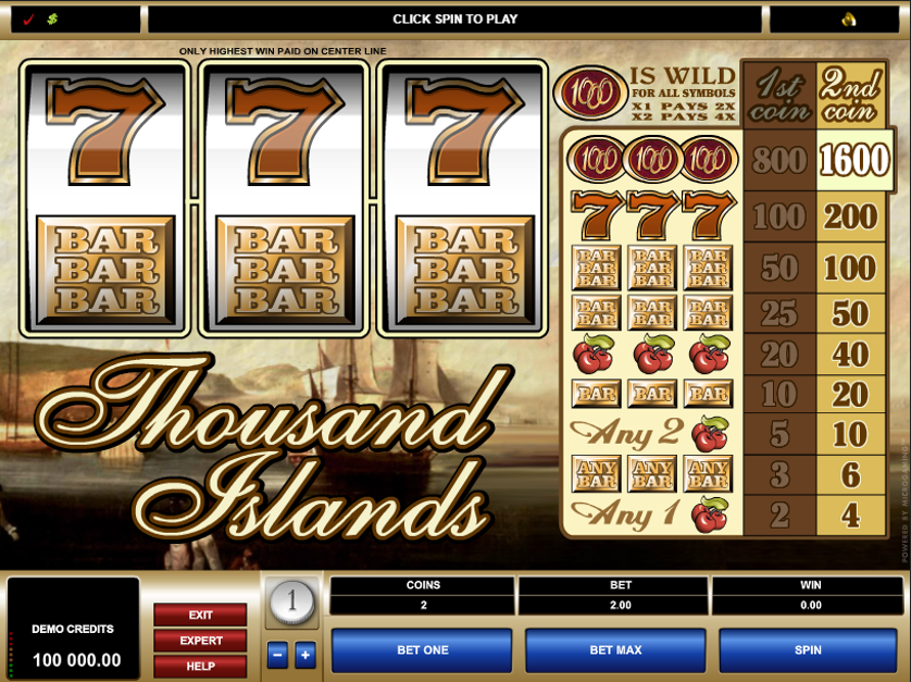 Thousand Islands Free Slots.png