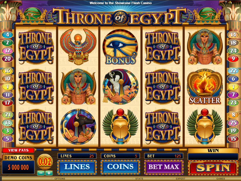 Throne of Egypt Free Slots.png