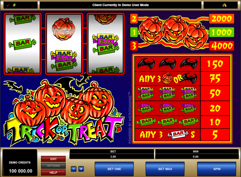 Trick or Treat Free Slots.png