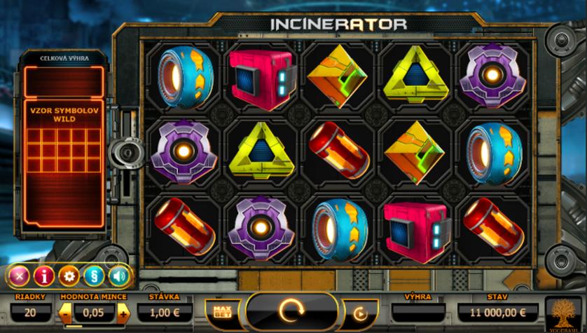 Incinerator Free Slots.png