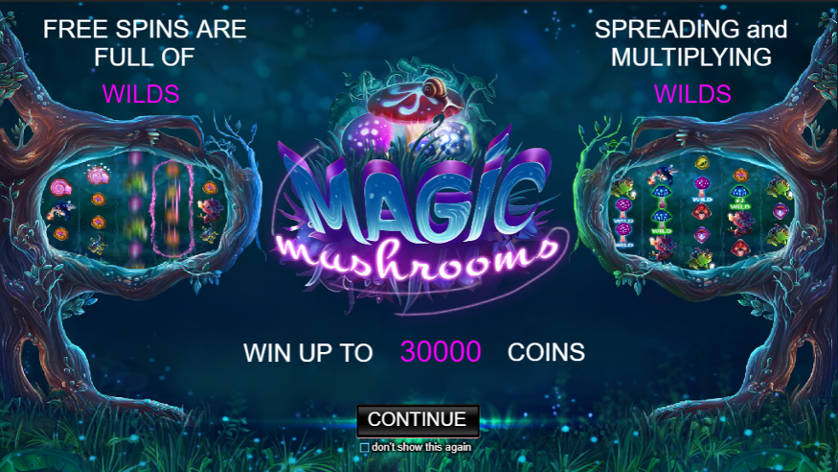 Magic Mushrooms Free Slots.png