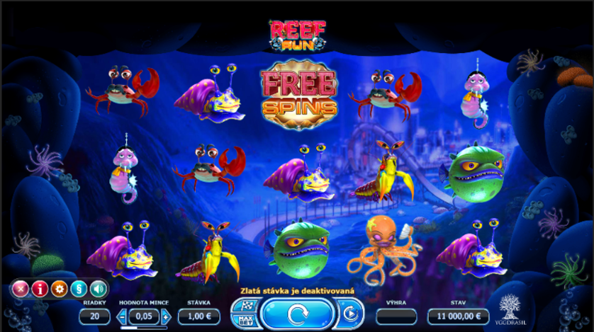Reef Run Free Slots.png