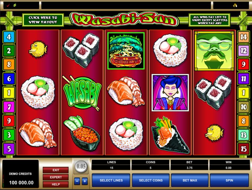 Wasabi-San Free Slots.png