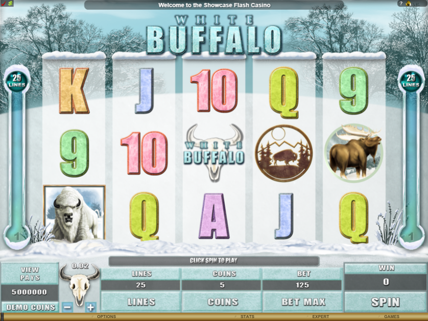 White Buffalo Free Slots.png