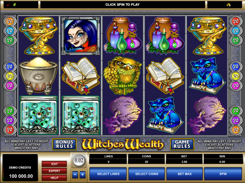 Witches Wealth Free Slots.png