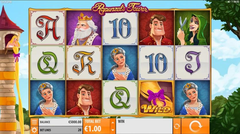 Rapunzel's Tower Free Slots.jpg
