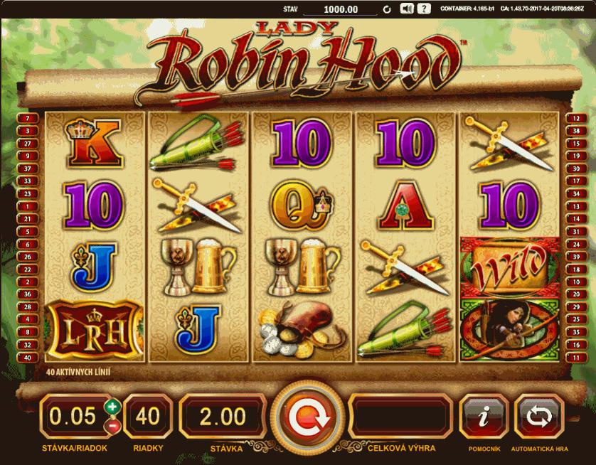 Lady Robin Hood Free Slots.png