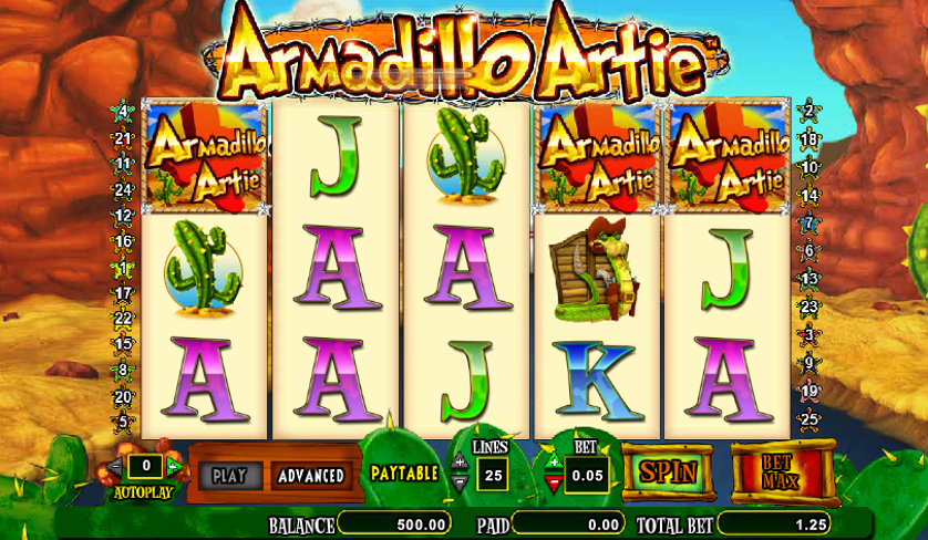 Armadillo Artie Free Slots.png