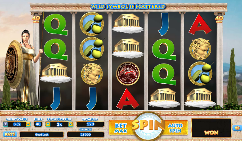 Athena Free Slots.png