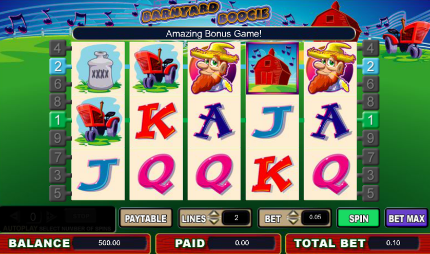 Barn Yard Boogie Free Slots.png