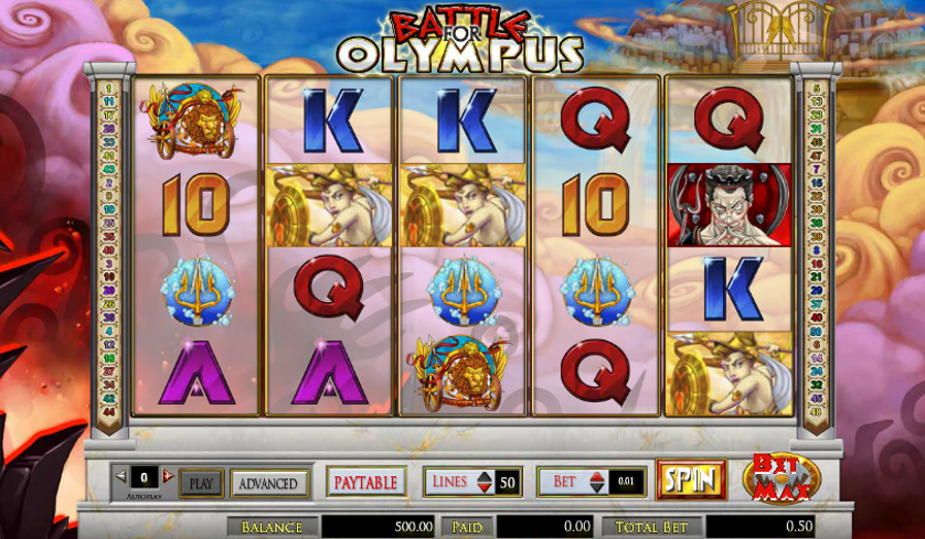 Battle for Olympus Free Slots.png