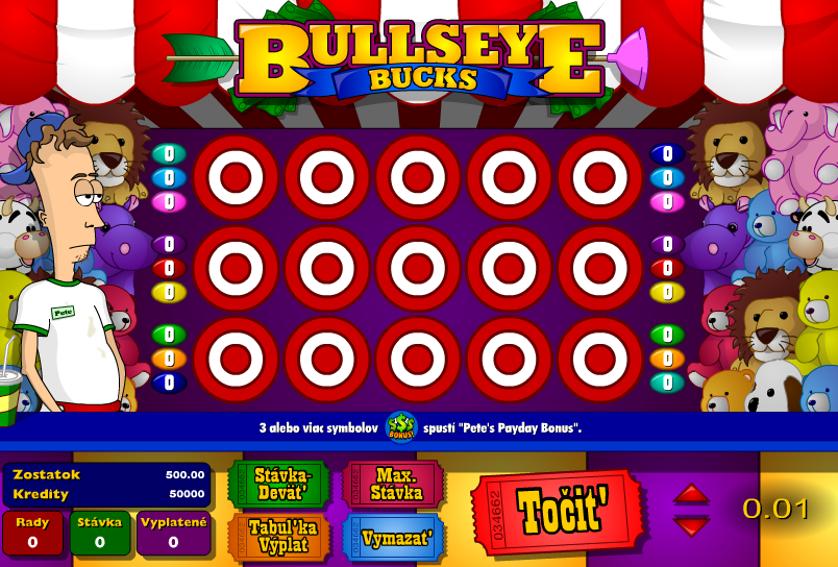 Bullseye Bucks Free Slots.png