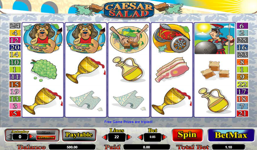 Caesar Salad Free Slots.png