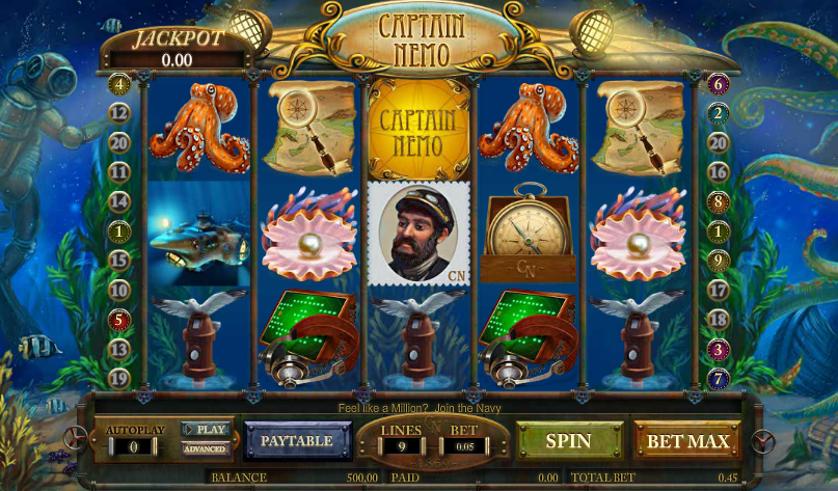 Captain Nemo Free Slots.png