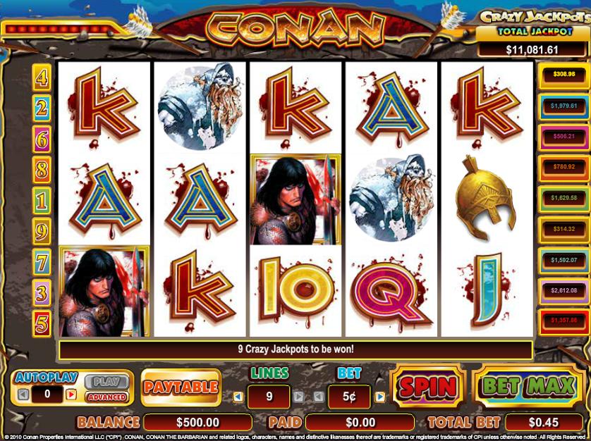 Conan the Barbarian Free Slots.png