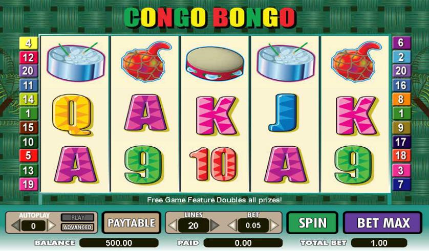 Congo Bongo Free Slots.png