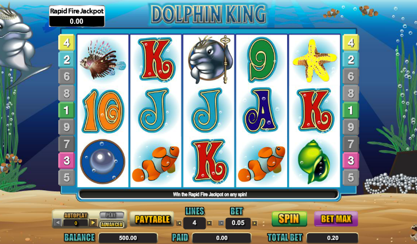 Dolphin King Free Slots.png