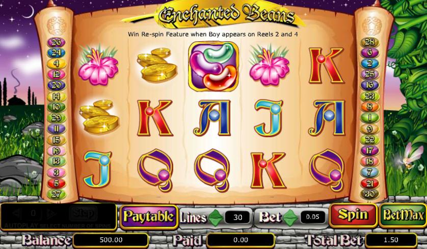 Enchanted Beans Free Slots.png