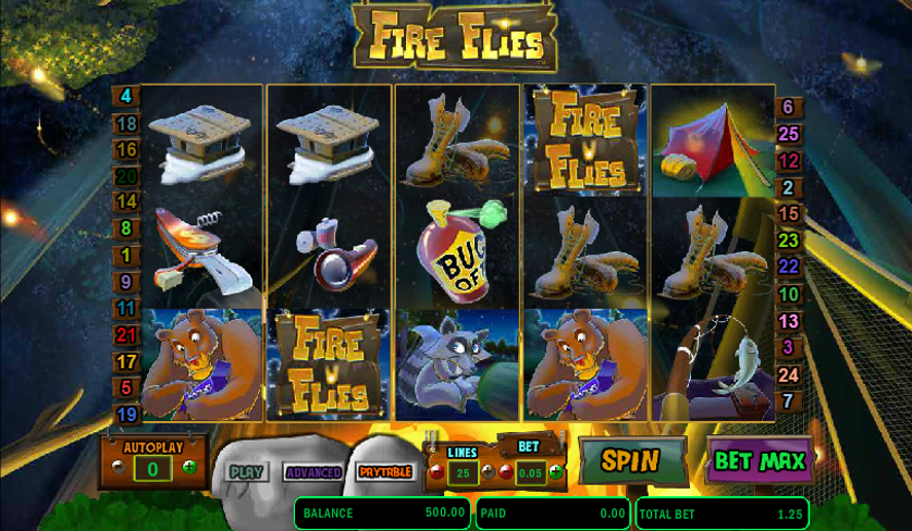 Fireflies Free Slots.png