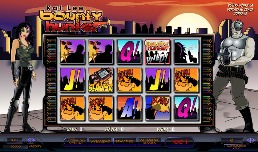 Kat Lee Bounty Hunter Free Slots.png