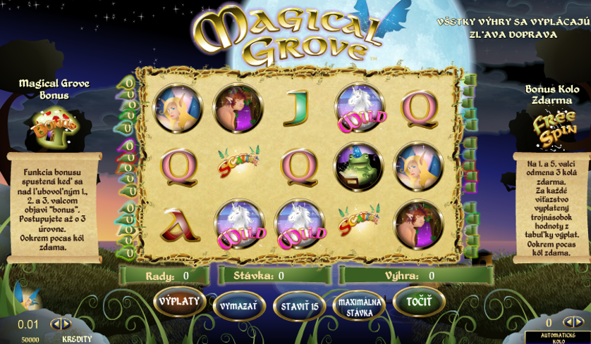 Magical Grove Free Slots.png
