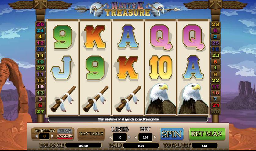 Native Treasure Free Slots.png