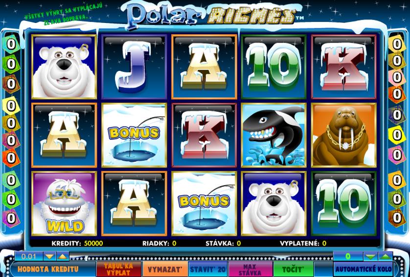 Polar Riches Free Slots.png