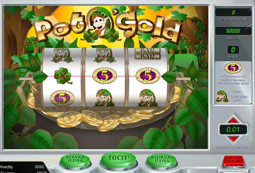 Pot O' Gold Free Slots.png